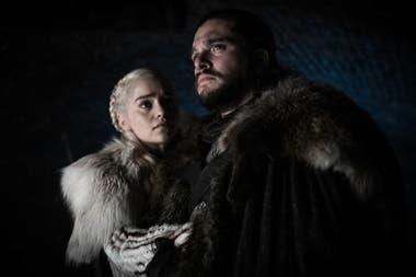 Llegó la hora de la verdad para Daenerys y Jon