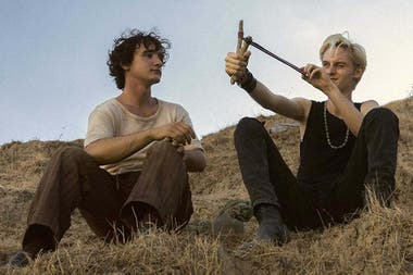 La italiana Happy as Lazzaro, de Alice Rohrwacher, uno de los excelentes films europeos que están disponibles en Netflix