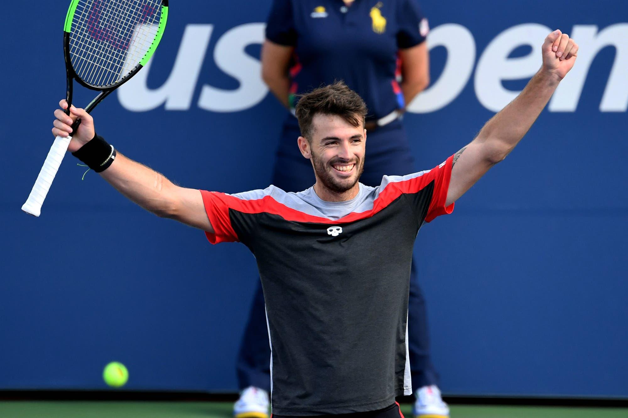 US Open: Juan Ignacio Londero le ganó a Sam Querrey y se enfrentará con Novak Djokovic