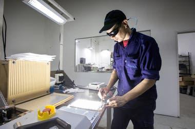 La empresa de luminarias LED Trivialtech