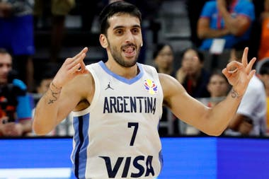 Facundo Campazzo anotó 18 puntos y sigue descollando