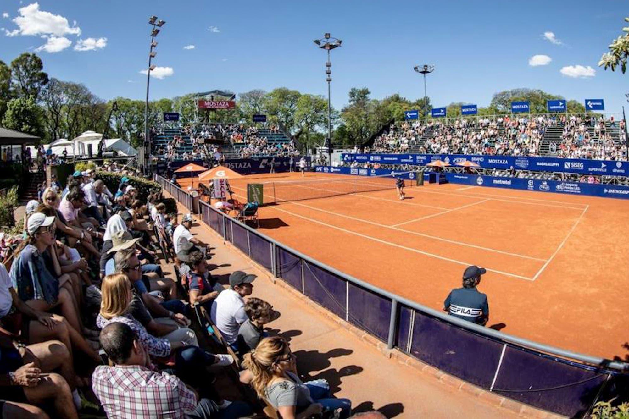 Con tres campeones de Copa Davis, vuelve el tenis a Palermo