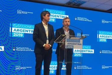 Rogelio Frigerio dijo que la participación superó el 80 por ciento del padrón electoral