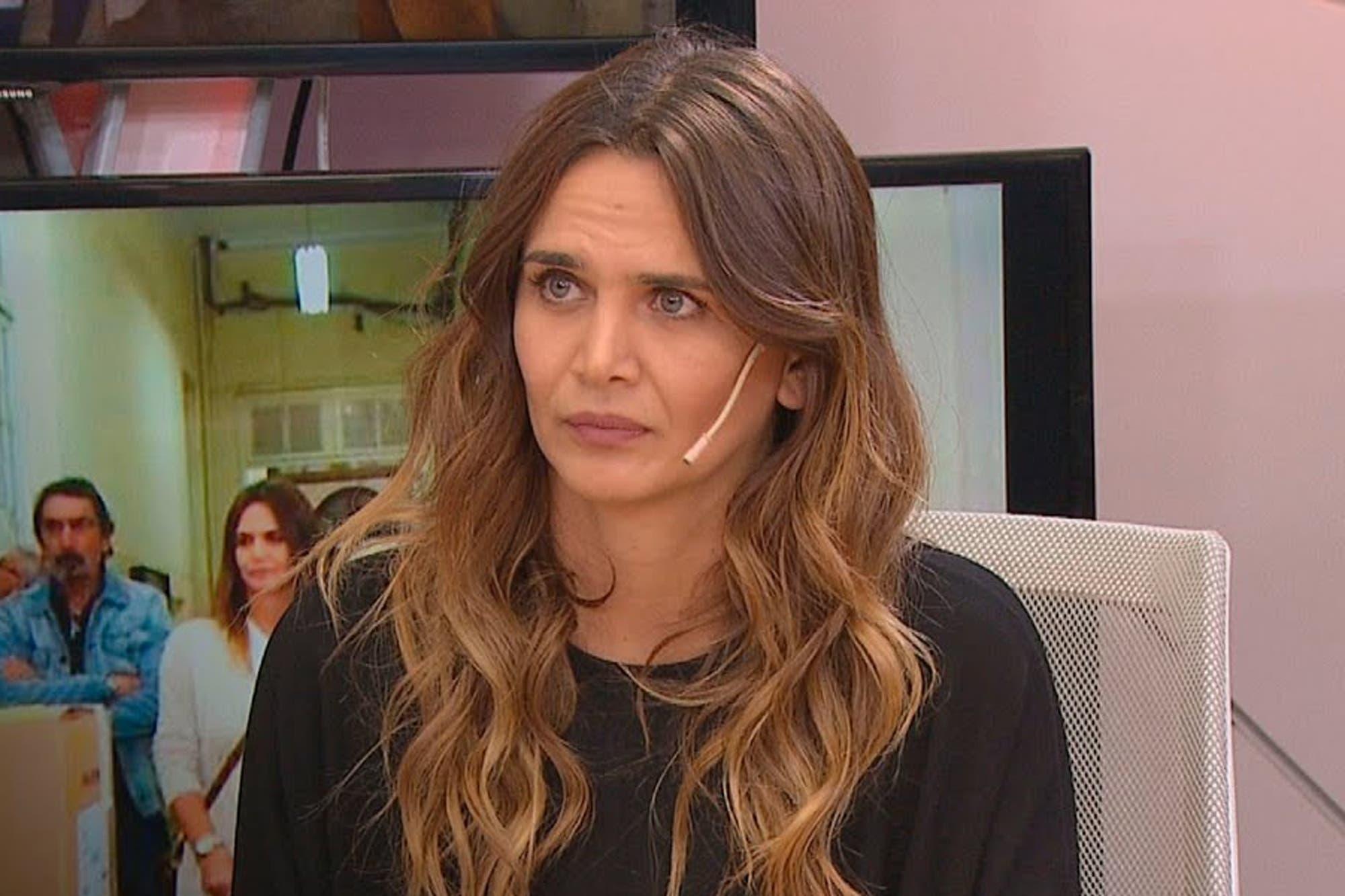 En su último día en la tele Amalia Granata disparó contra Luli Salazar