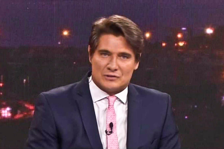 Guillermo Andino habló de la decisión de su compañera, Mónica Gutiérrez
