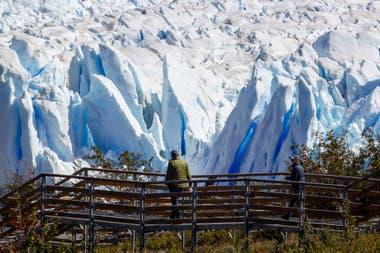 La actual es la séptima ruptura del glaciar en este siglo