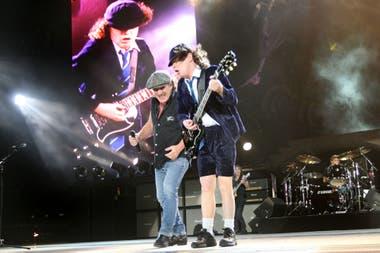 Black Ice es uno de los puntos más flojos de la extensa discografía de AC/DC