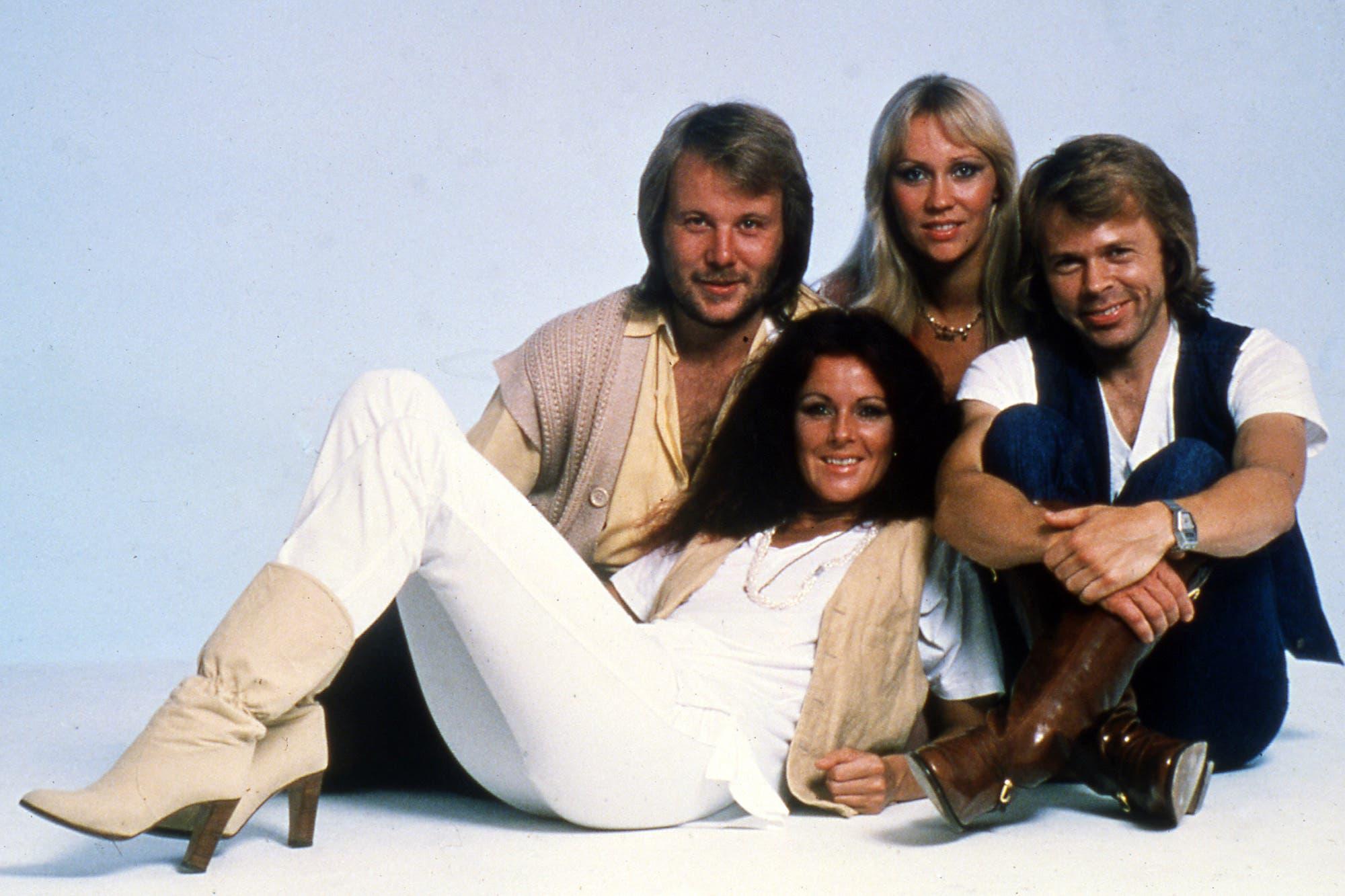 ABBA prepara cinco nuevas canciones para su tour holográfico, que comenzará en 2021