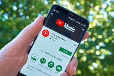 YouTube Music es el servicio que acoger a usuarios de Google Play Music que dejar de funcionar en breve