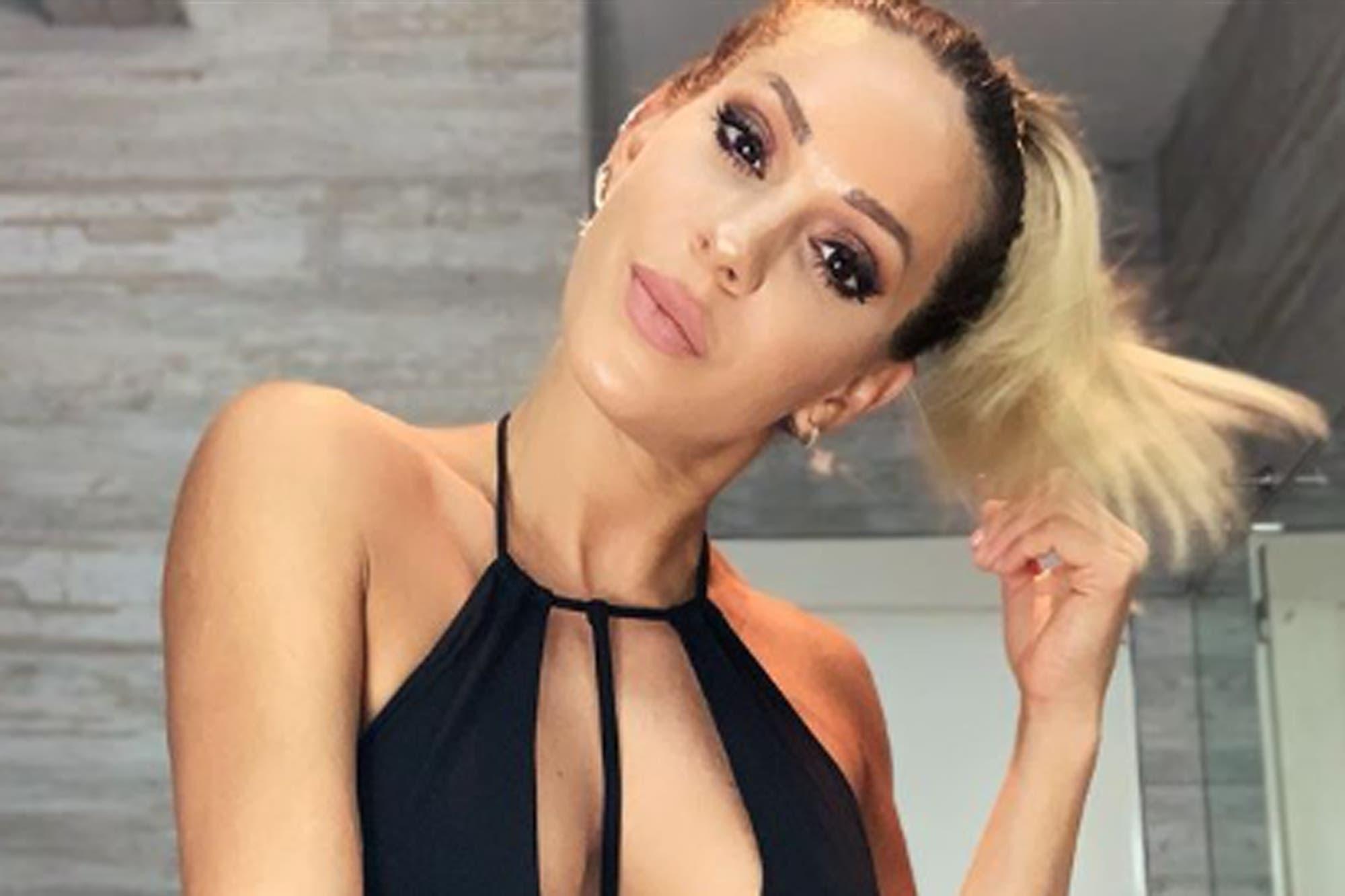 En las redes: Noelia Marzol celebró el inusual calor de agosto en una llamativa bikini