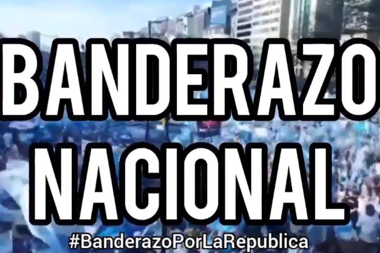 """""""Salgan a la calle y recuérdenme que les estoy fallando"""": el discurso de Alberto Fernández con el que convocan al """"Banderazo Nacional"""""""
