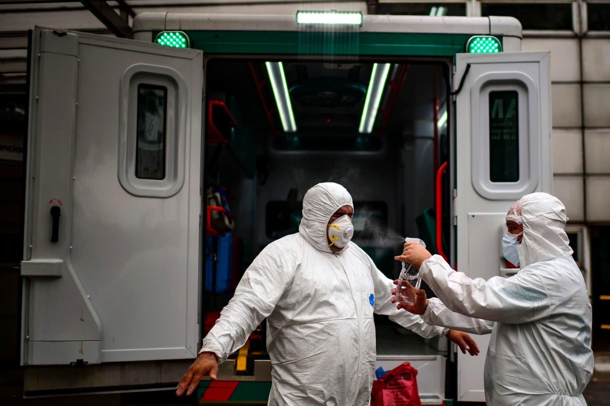 Coronavirus en la Argentina: 34 muertos y 2886 nuevos contagios en el país