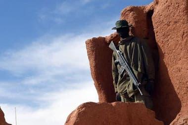 Se reportó que el Grupo Wagner tuvo participación en el conflicto armado de Libia.