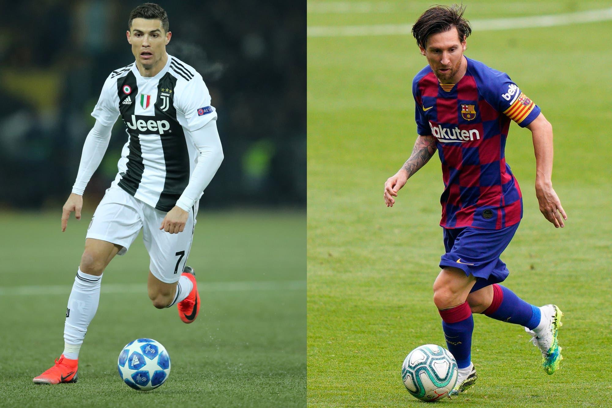 Lionel Messi vs. Cristiano Ronaldo: cómo quedó el portugués en la lucha por quién tiene más títulos
