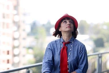 Hilda Lizarazu, una de las cantantes que dicen presente en el Día del Estudiante Solidario