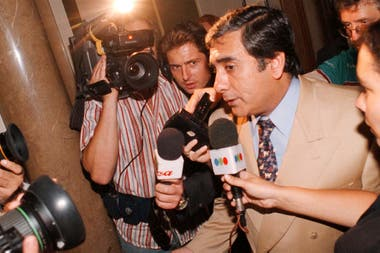Ramón Saadi era el gobernador cuando mataron a María Soledad Morales. La dinastía Saadi llevaba 40 años en el poder cuando se dispuso la intervención federal