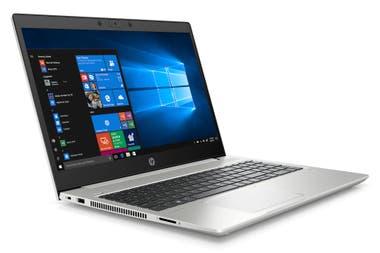 Los nuevos chips Ryzen Pro 4000 están destinados para equipos corporativos, como esta HP ProBook 445