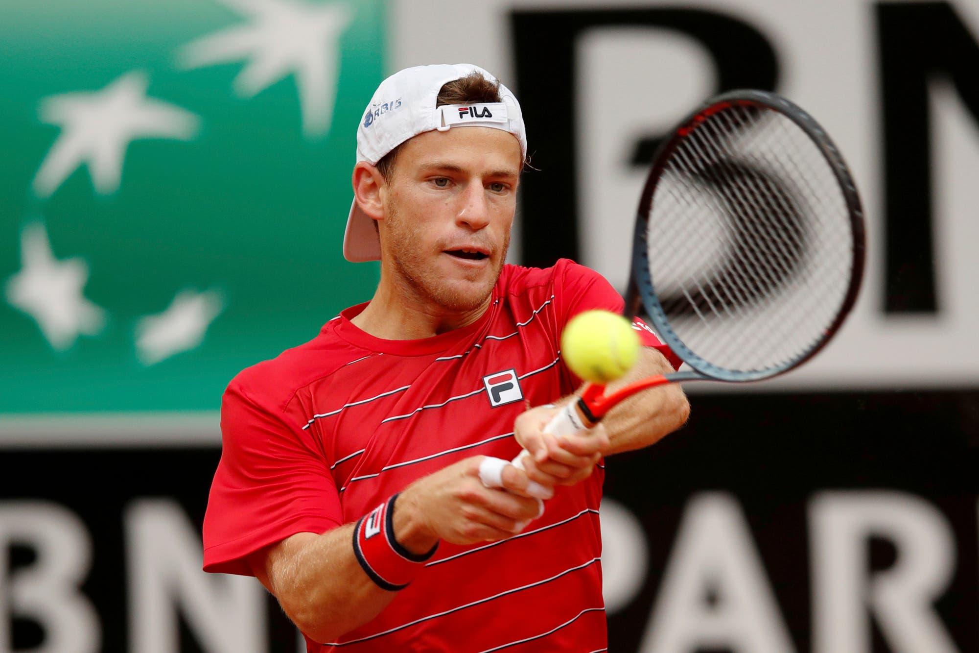 Rumbo a París: cuál es la única preocupación de Diego Schwartzman antes de jugar en Roland Garros