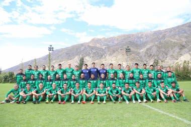 El seleccionado, que debe sortear una interna feroz tras la muerte del anterior presidente de la Federación Boliviana de Fútbol, César Salinas.
