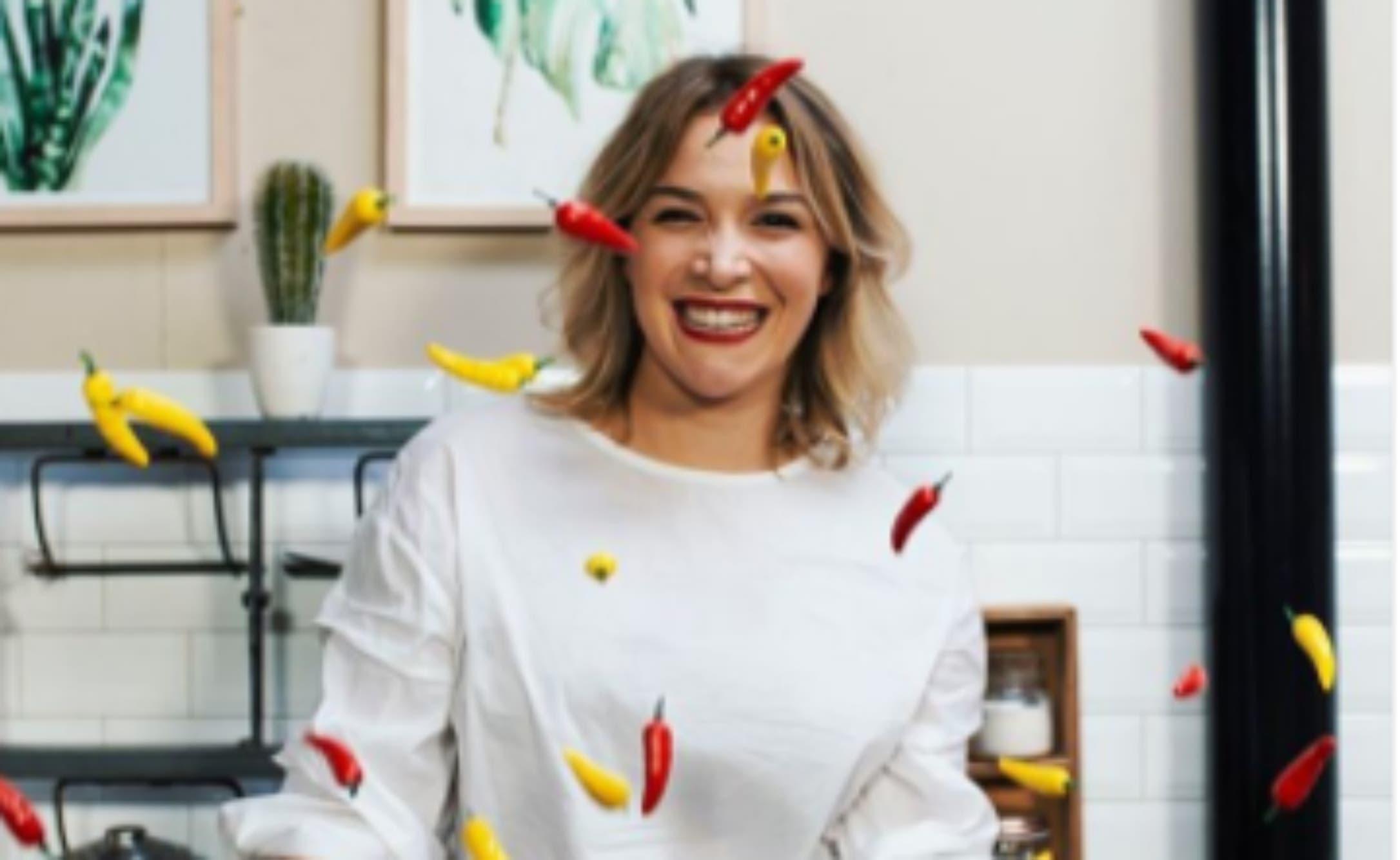 Sofía Pachano: las mejores recetas que la participante de MasterChef Celebrity compartió en sus redes
