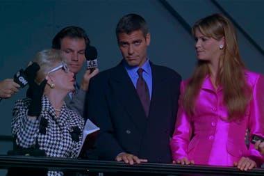 Clooney compuso, por primera y última vez, a Bruce Wayne en Batman y Robin, la película de 1997 dirigida por Joel Schumacher