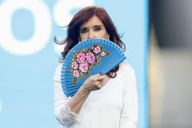 """Cristina Kirchner pidió """"reformular el sistema de salud en la Argentina"""""""