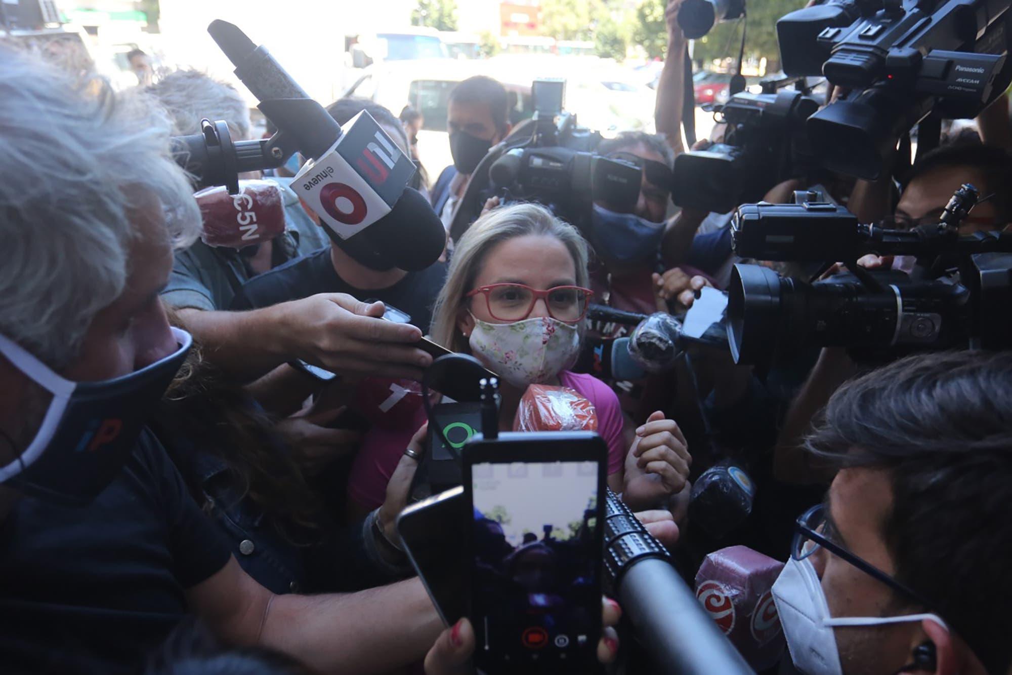 """Carolina Píparo: """"Aquí los únicos que salen son los delincuentes"""""""