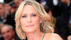 Robin Wright, sobre House of Cards: Trump nos roba todas nuestras ideas