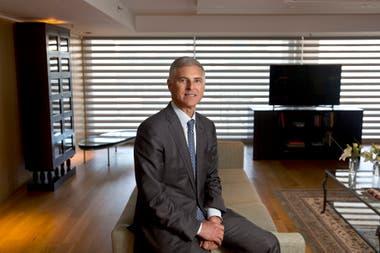 """Chris Nassetta: """"Macri sabe que debe impulsar el turismo para que la economía crezca"""""""