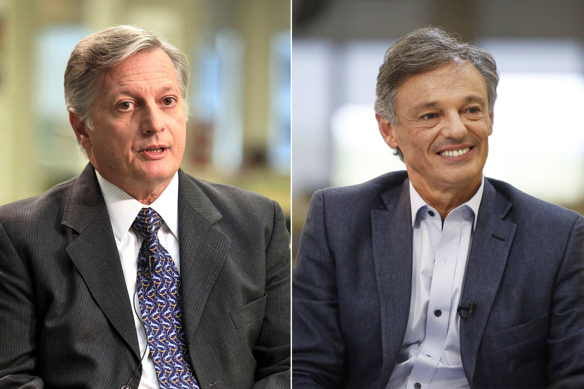 El Gobierno desplazó a los ministros Francisco Cabrera y Juan José Aranguren