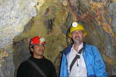 Argentina cuenta con gran cantidad de minerales que son demandados por el mundo, como por ejemplo el litio