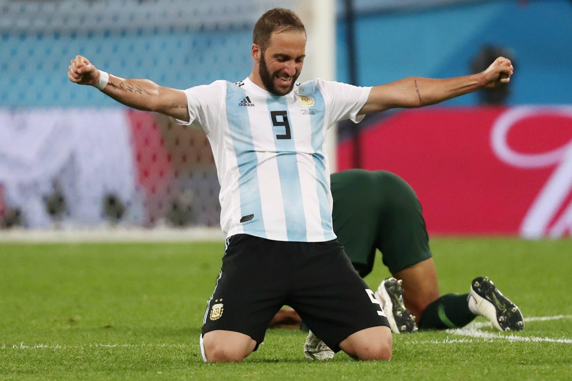 Gonzalo Higuaín nació en Francia y los enfrentará por primera vez: cuando eligió a la Argentina por sobre los europeos