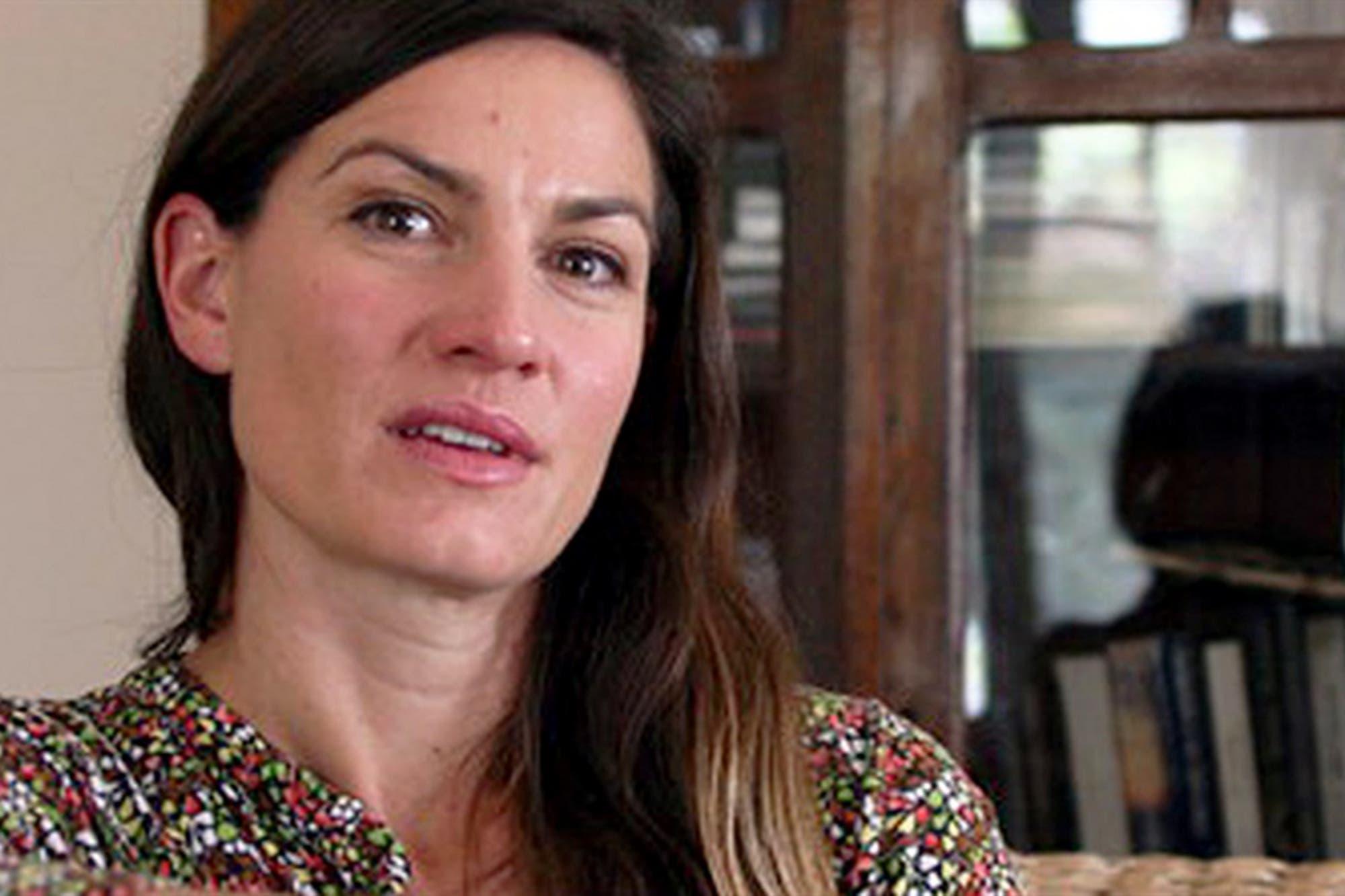 """La exmujer de Vandenbroele, Laura Muñoz: """"Pensé que lo iban a matar"""""""