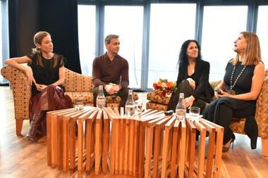 Cumbre de bailarines argentinos: Ludmila Pagliero, Luis Ortigoza, Paloma Herrera participaron en 2017 de una charla abierta a la comunidad con la directora artística, Carmen Gloria Larenas
