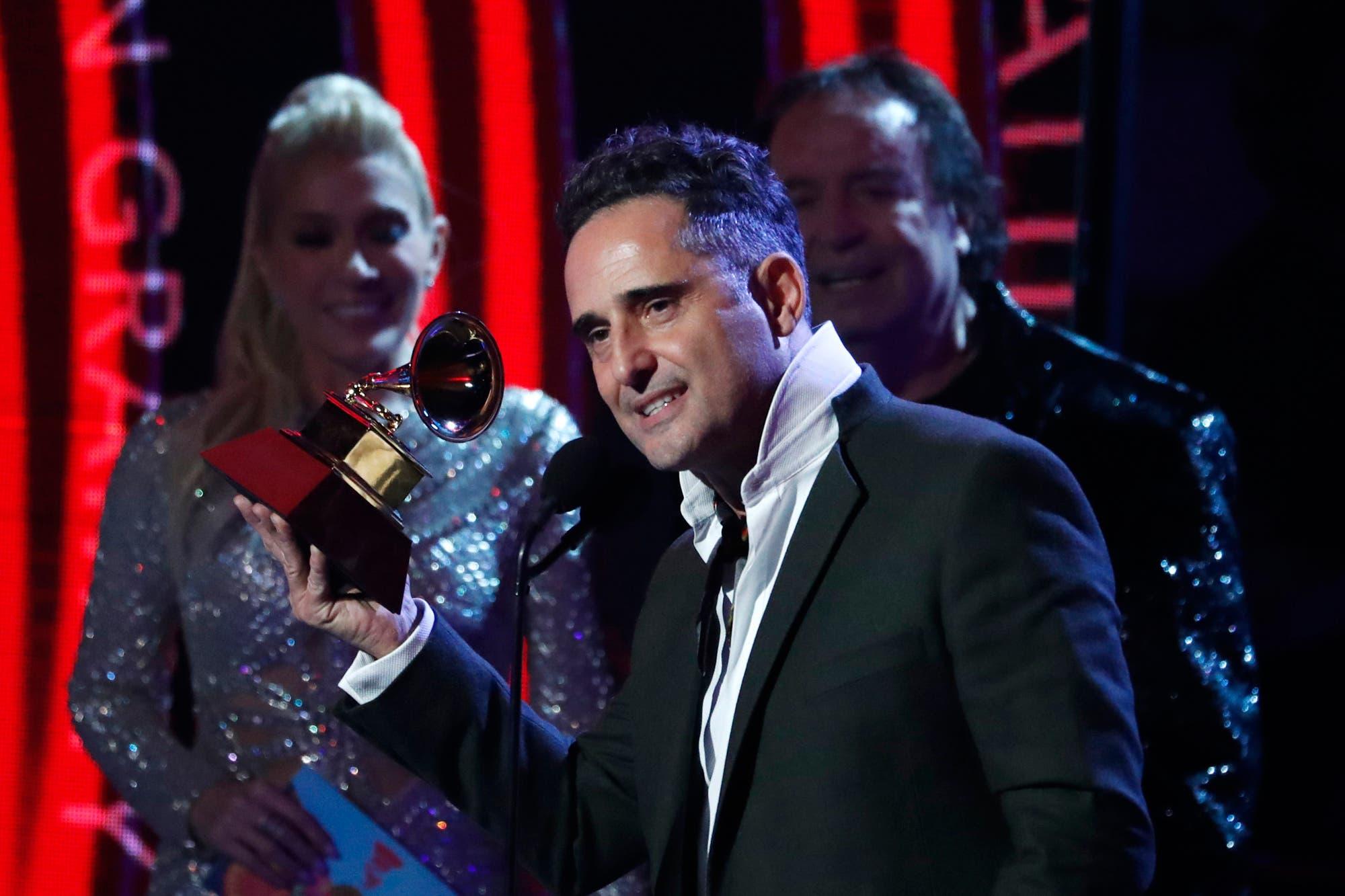 """Jorge Drexler, el gran ganador de los Latin Grammy: """"Celebremos la diversidad"""""""