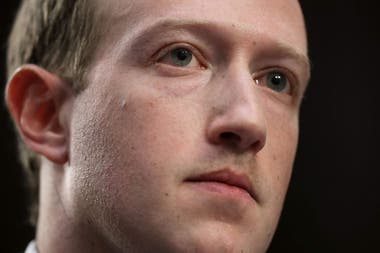 Mark Zuckerberg, el CEO de Facebook