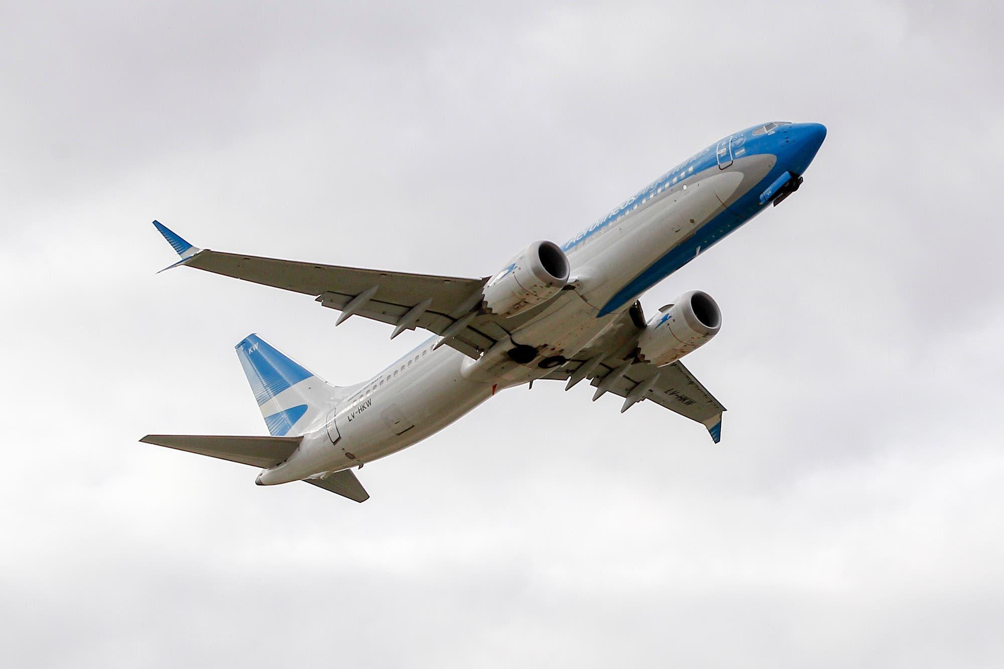 Aerolíneas, cada vez con menos competencia en el país