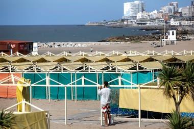 En Mar del Plata, ya comenzaron los preparativos para recibir a los turistas