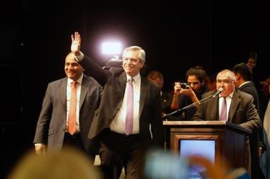 Fernández, en un acto el miércoles en Tucumán