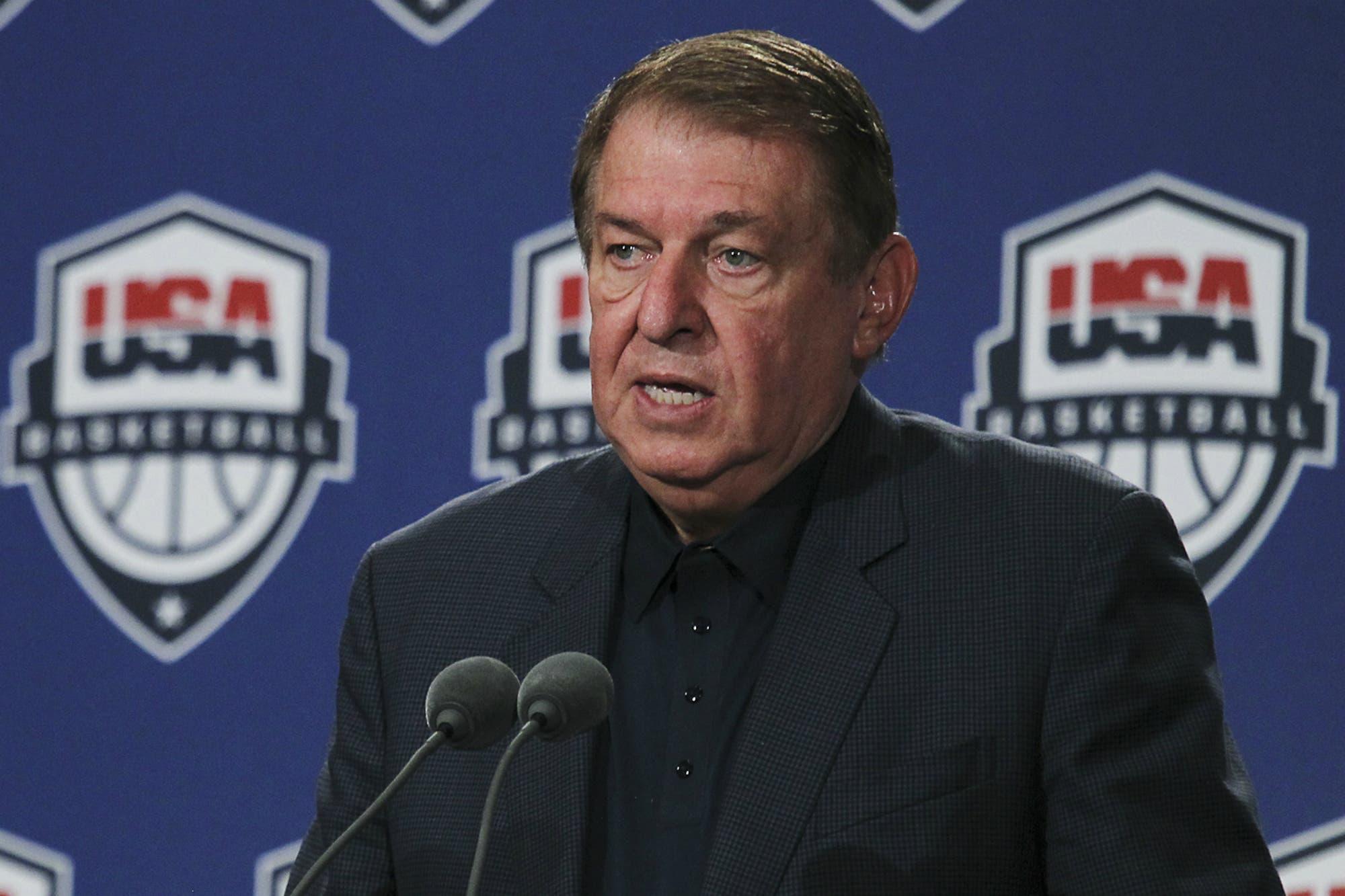 USA Basketball criticó a las estrellas de la NBA que no fueron al Mundial