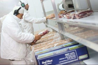 La carne del frigorífico que vendió productos con hueso a Europa
