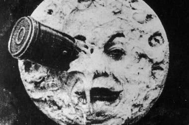 Georges Melies es uno de los tantos artistas que se han inspirado en el satélite natural