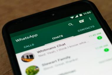 WhatsApp cuenta con una funcin que permite eliminar todos los contenidos que ocupan espacio de un chat personal o grupal