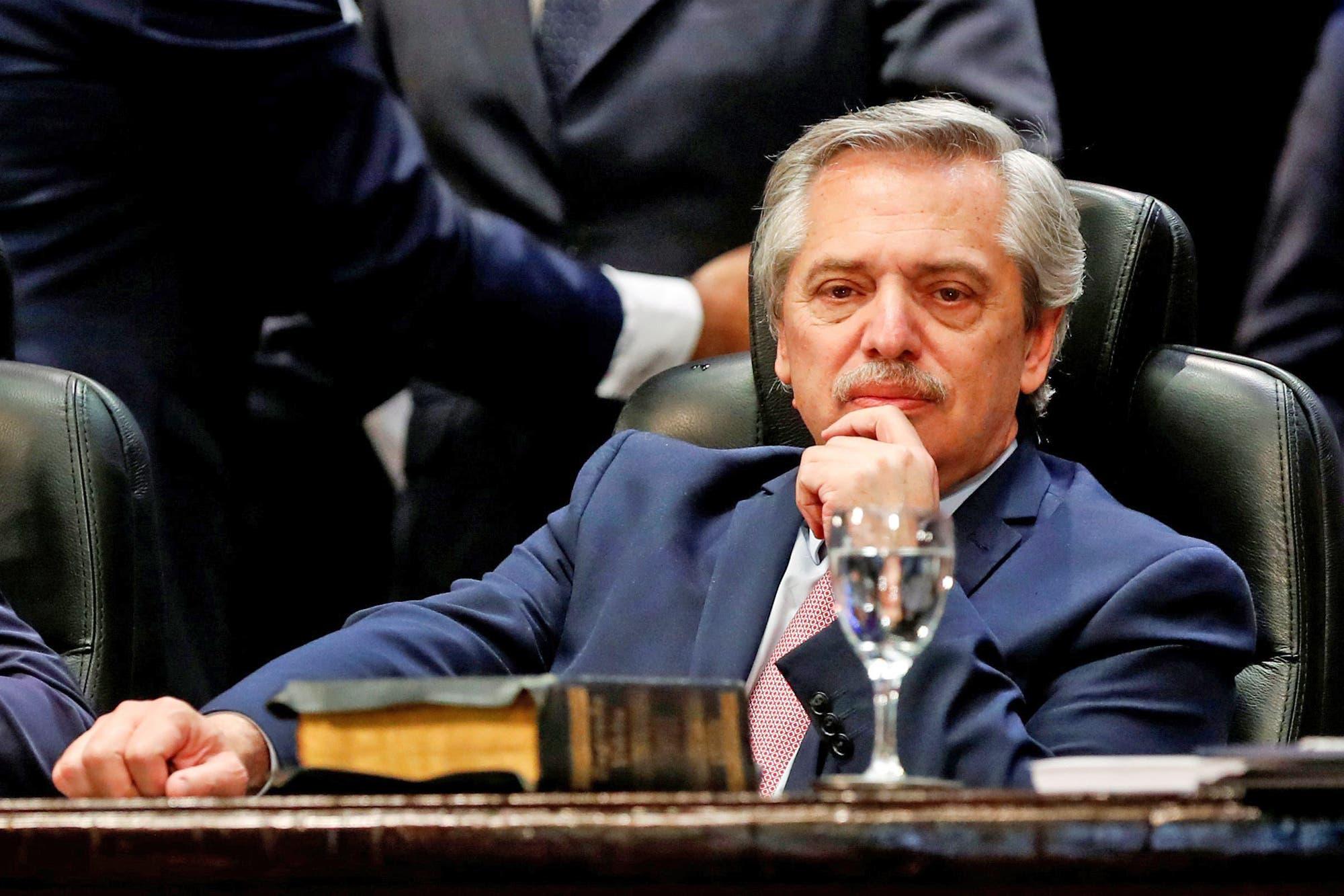 Alberto Fernández remarcó que para pagar la deuda el país debe crecer