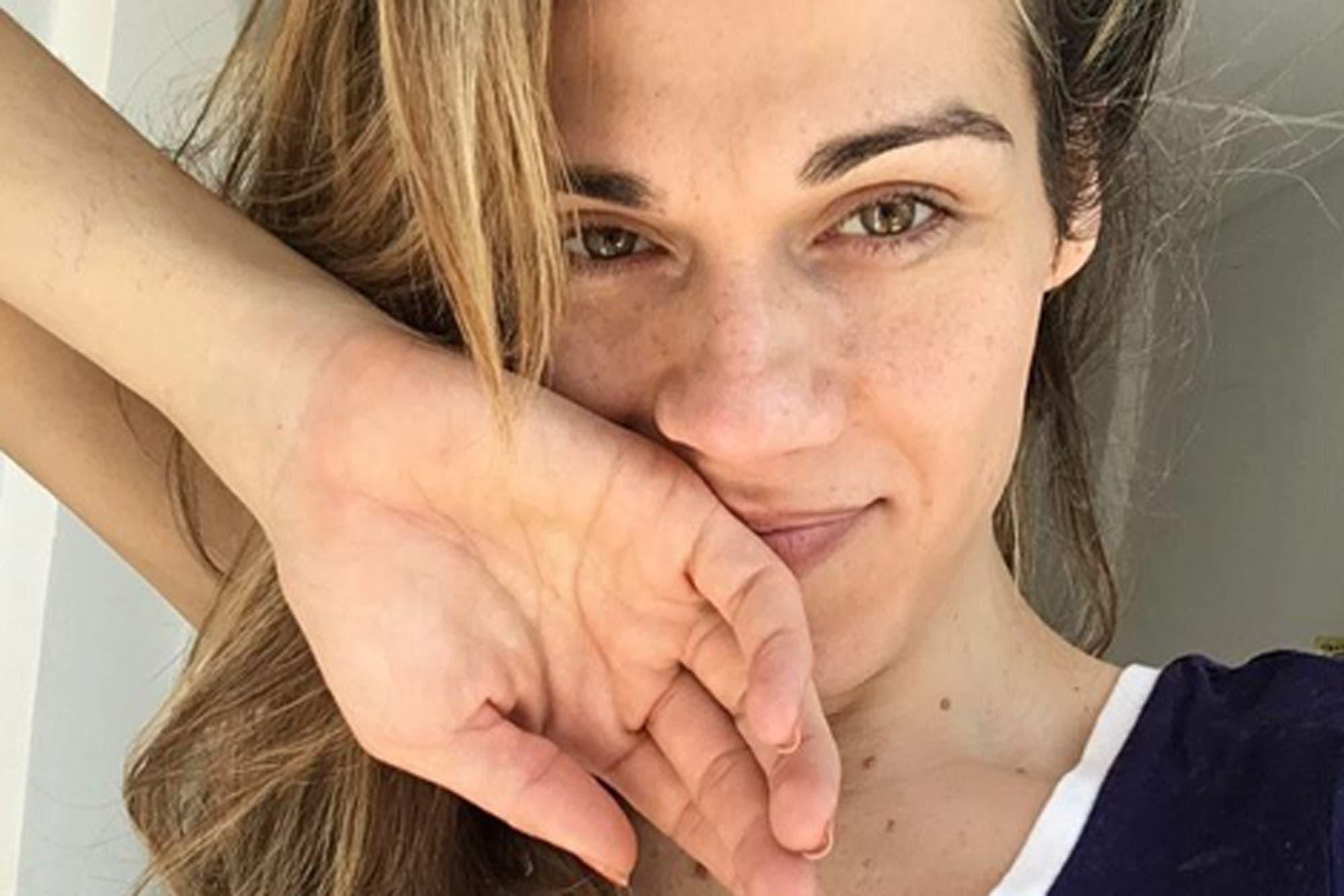 """Mariana Genesio, tras su separación de Nicolás Giacobone: """"Estoy un poquito triste y deprimida"""""""