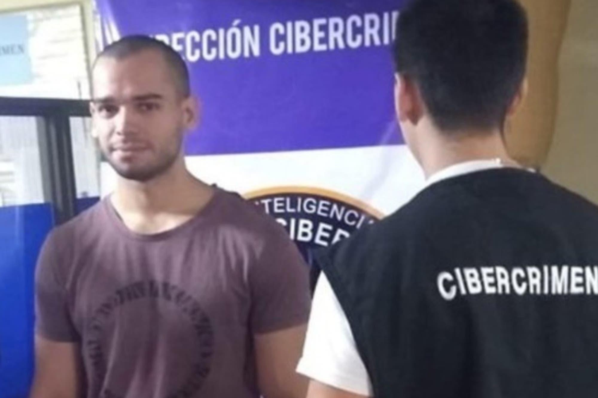 Coronavirus: detienen al exGran Hermano Matías Schrank por difundir noticias falsas