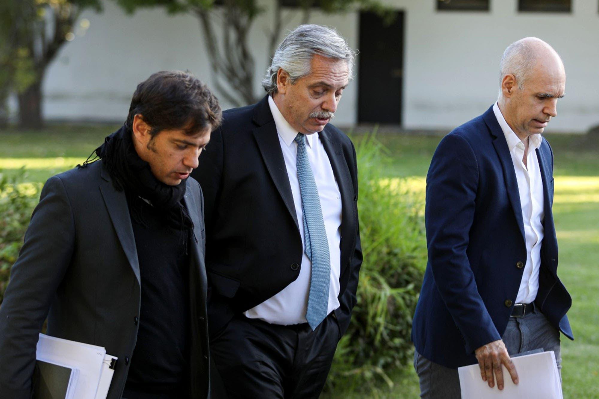 Coronavirus. Alberto Fernández analiza con los gobernadores la flexibilización de la cuarentena