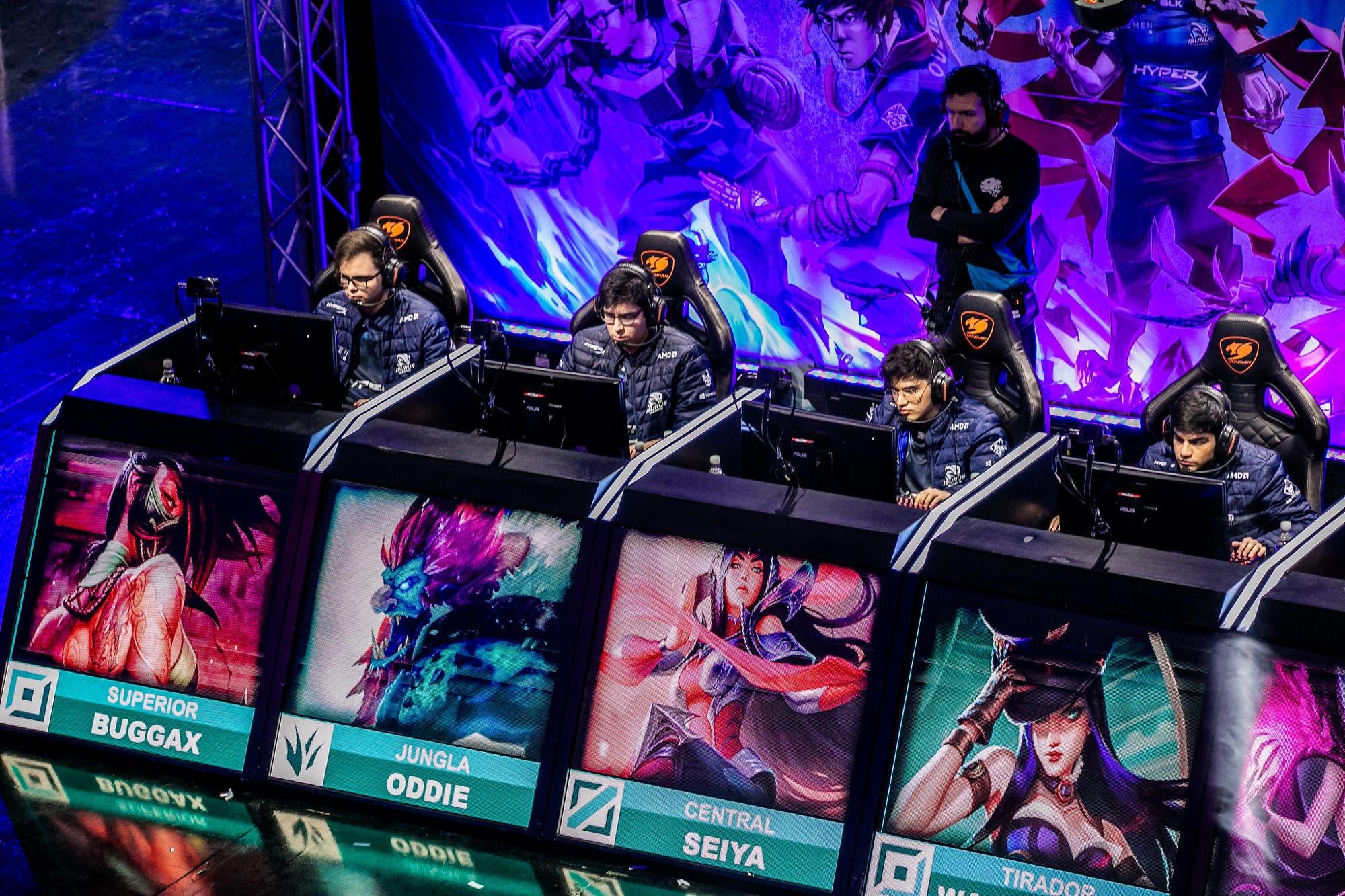 League of Legends: el equipo argentino Isurus alcanzó su tercera final consecutiva en la Liga Latinoamérica