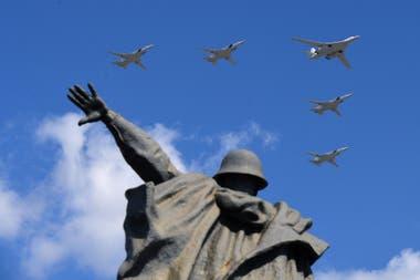 El avión debería poner a salvo al presidente Vladimir Putin en caso de conflicto nuclear
