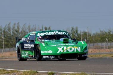 Agustín Canapino (Chevrolet), el campeón vigente del Turismo Carretera; después de las dos pruebas que se desarrollaron en Viedma y en Neuquén, el arrecifeño marcha décimo en el campeonato que lidera Facundo Ardusso /Torino)